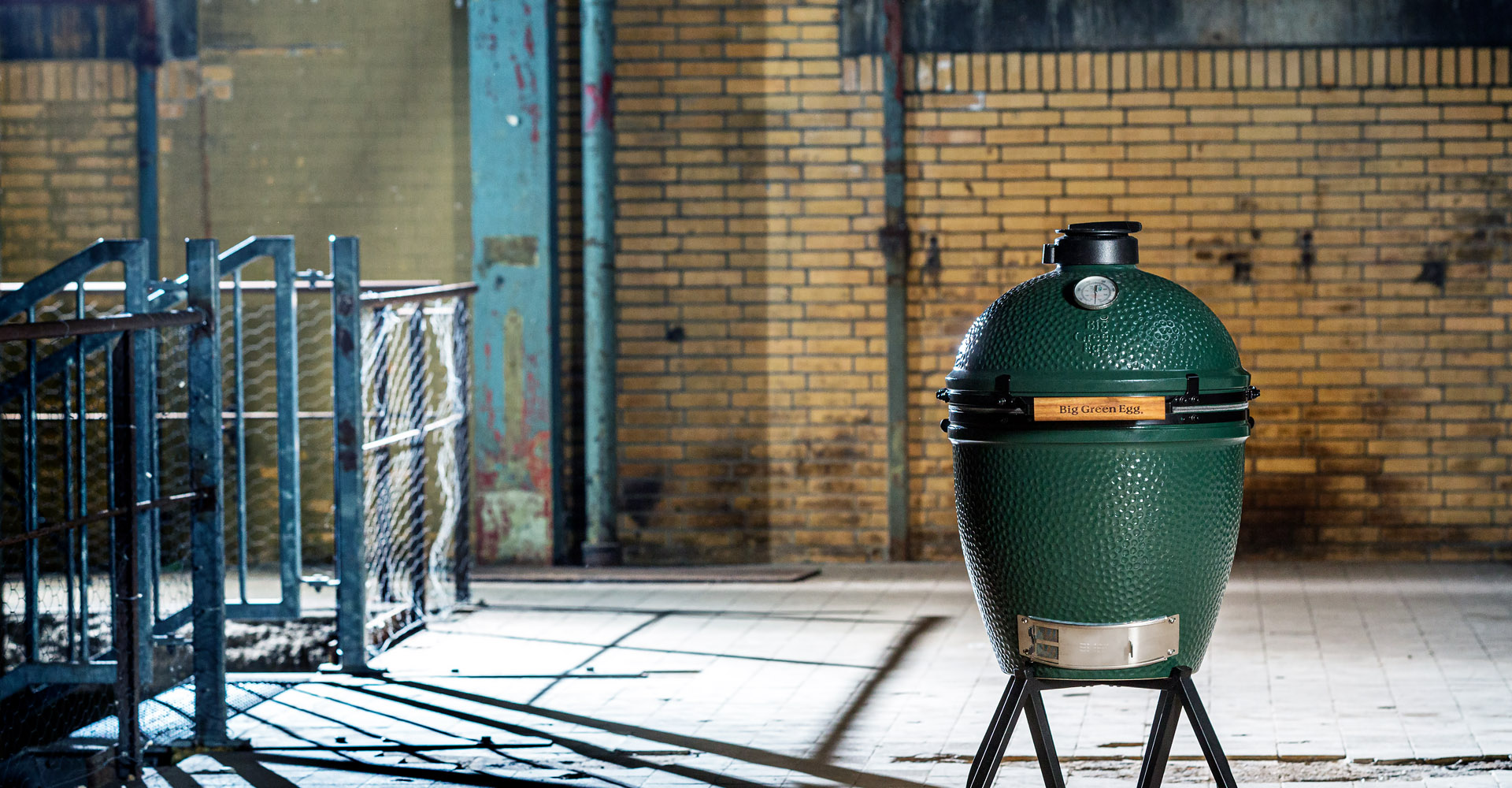 Big Green Egg Professional About